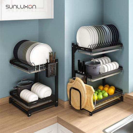 china stainless steel dish drying rack
