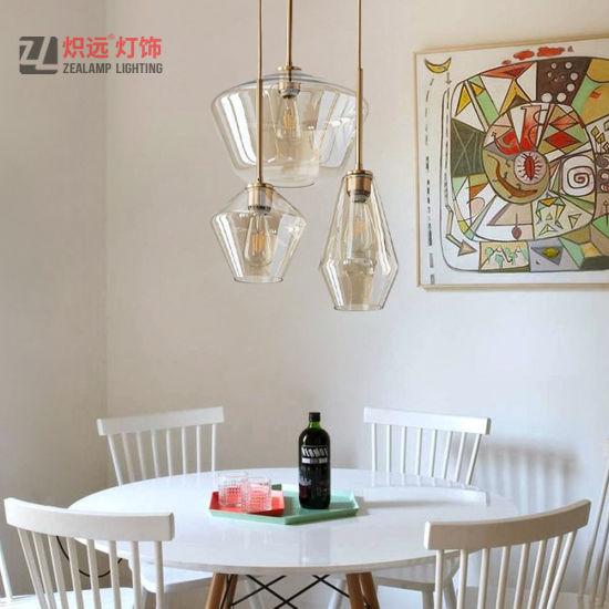 china dining table lighting led round