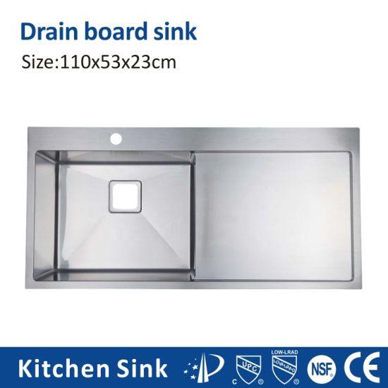china r10 16gauge 30 large sinks