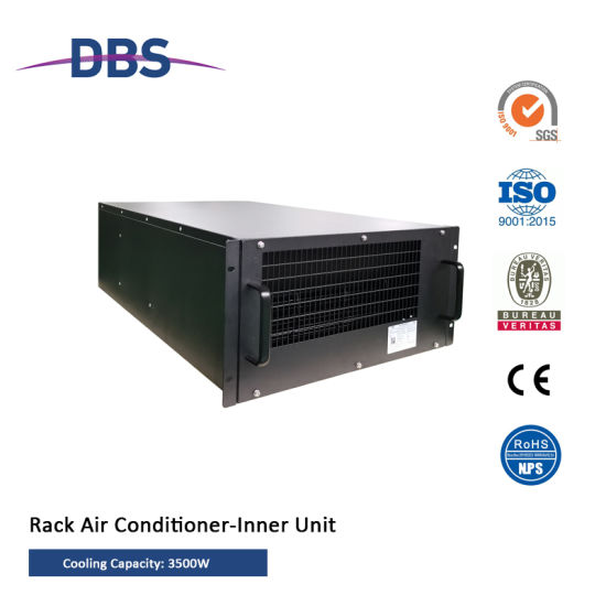 3500w server rack air conditioner bottom mounting