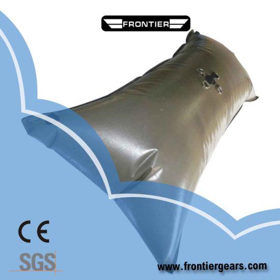 flexible 500 liter tpu oil tank pvc pillow water storage bladder tank