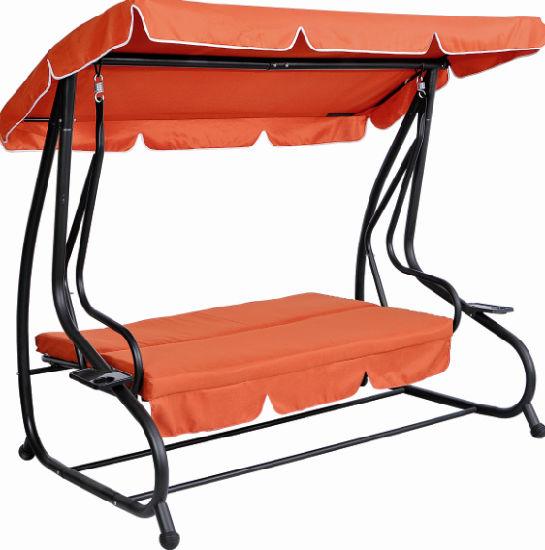 china patio furniture metal patio swing