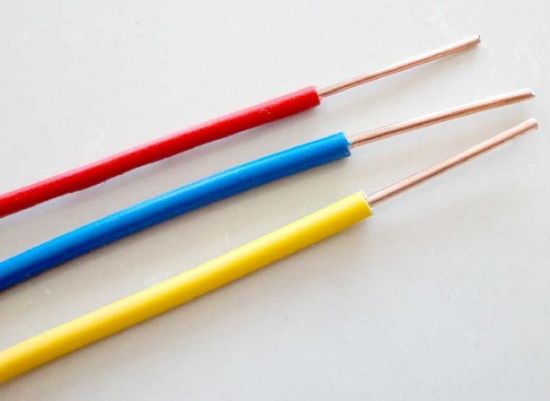 China 1.5mm Copper Colorful EL Wires Electric Cable PVC