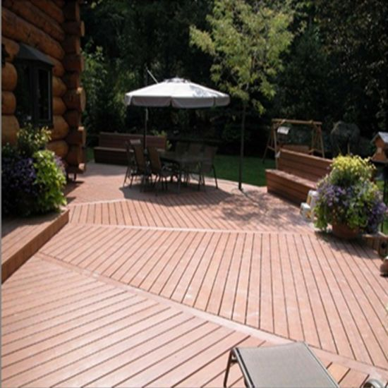 china wpc outdoor decking wood plastic composite wpc supplier changzhou broad new materials technology co ltd
