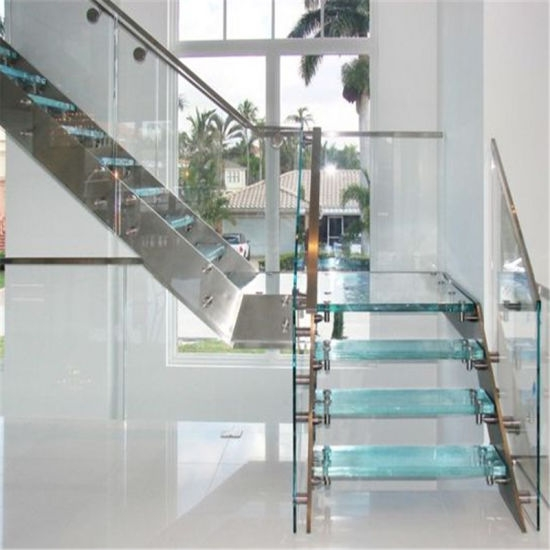 China Indoor Outdoor Straight Staircase Solid Wood Steps Stairs | Glass Staircase Panels Near Me | Glass Railing Systems | Wood | Spiral Staircase | Stair Parts | Stainless Steel