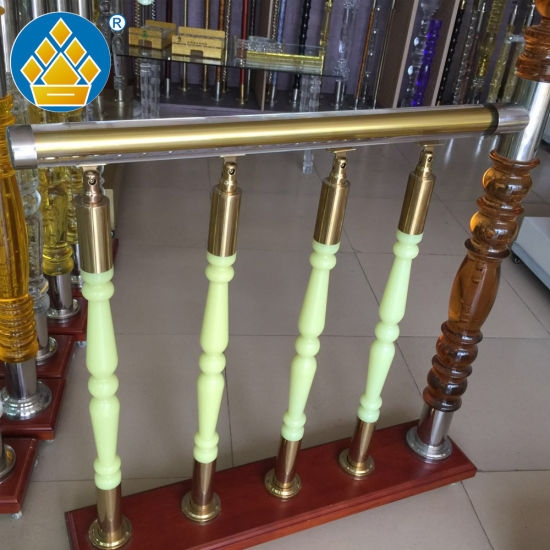 China New Designs Stair Handrail Fitting Railing Pillar China | New Handrail For Stairs | Traditional | Wall Both Side | Contemporary | Mission Style | Wrought Iron