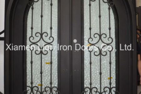 Interior Wrought Iron French Doors Hd Images Wallpaper For
