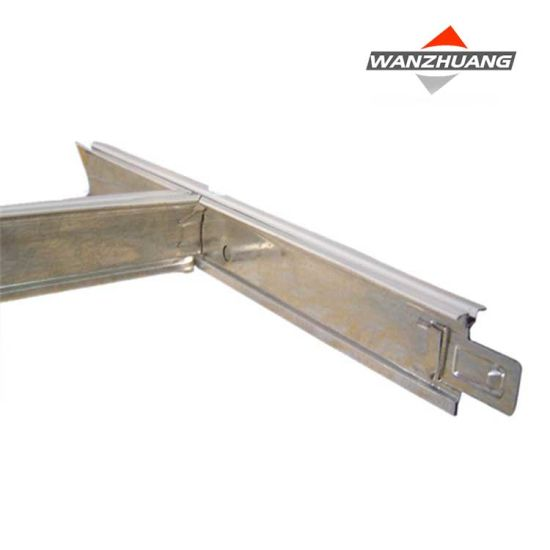 China Metal Furring Channel Ceiling Channel Custom Sizes For Gypsum Board Suspended Ceiling Channel System China Light Steel Frame C Stud