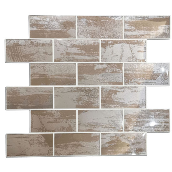 china peel and stick subway tile easy