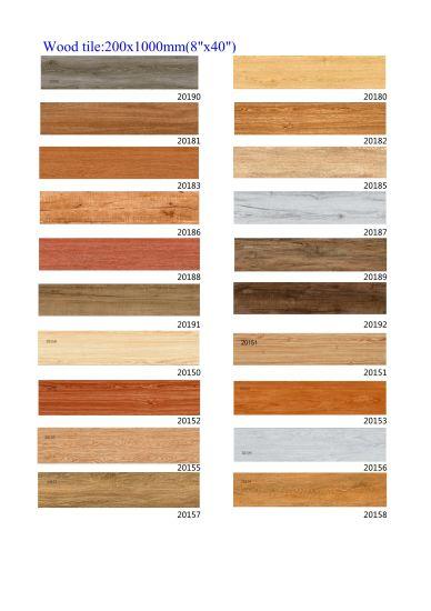 china porcelain wood plank rustic