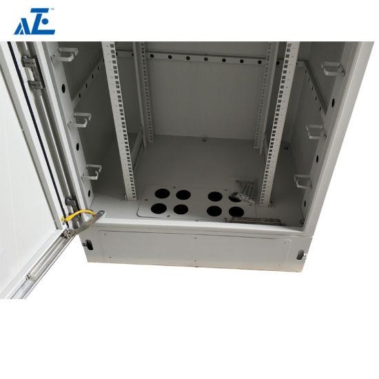 ip65 outdoor network cabinet floor standing rack