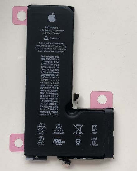 China Original Iphone 11 Battery Mobile Phone Battery Iphone Component Replacement Iphone 11 Pro Max China Battery And Charging Battery Price