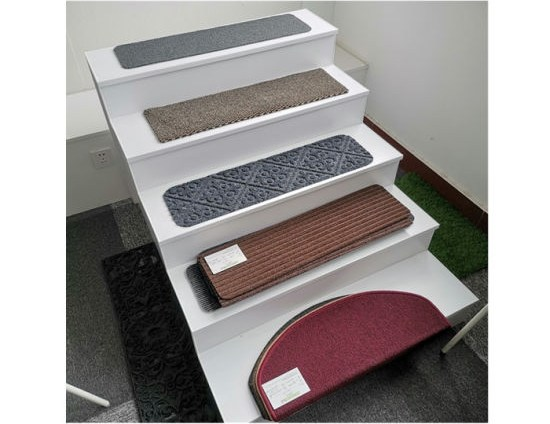 China Modern Elegent Eco Friendly Heavy Duty Self Adhesive Stair | Self Stick Stair Treads | Slip Resistant | Modern | Vinyl Covered | Contemporary | Pad