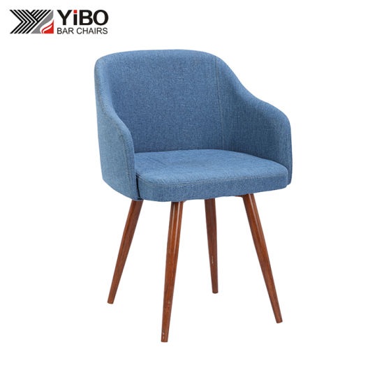 China Latest Modern Dining Room Comfortable Dining Chair With Foam Pad China Chair Dining Chair