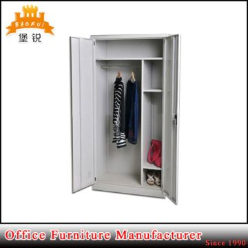 Chinese Metal Furniture Bedroom Cupboard Style Steel Almirah  Cheap     Chinese Metal Furniture Bedroom Cupboard Style Steel Almirah  Cheap Price  Steel Wardrobe