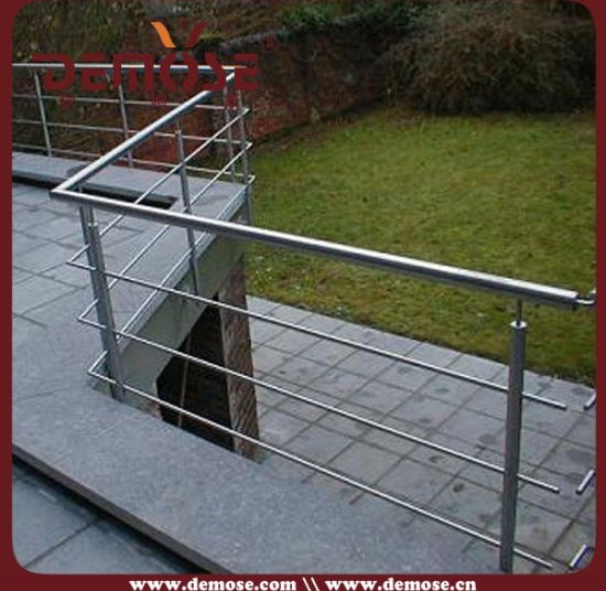 China Exterior Steel Railings Lowes Price Dms B2232 China | Lowes Exterior Handrails For Steps | Concrete | Aluminum Handrail Kit | Deck Stair | Wrought Iron | Baluster