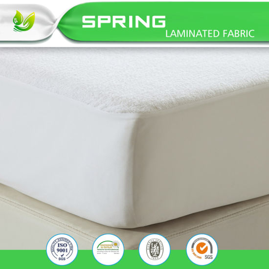 Whole Hospital Hotel Queen King Bed Ed Mattress Cover Pad Microfiber Protector
