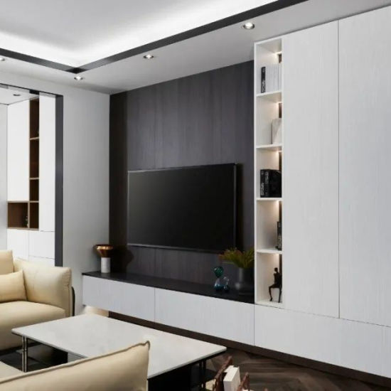 living room furniture white tv cabinet