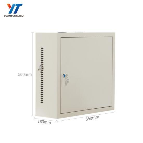 china 1 0mm 3u wall mount network