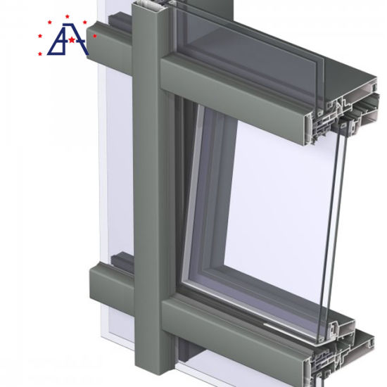 china fireproof aluminum structure