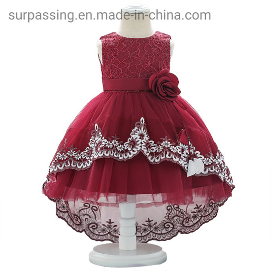 In 2021 The New Baby Girls Trailing Princess Dress Baby Girl Dovetail Birthday Dress 1st Birthday Outfit Girl Children S Clothes Baby Clothes Baby Products China Children Dress And Clothing Price