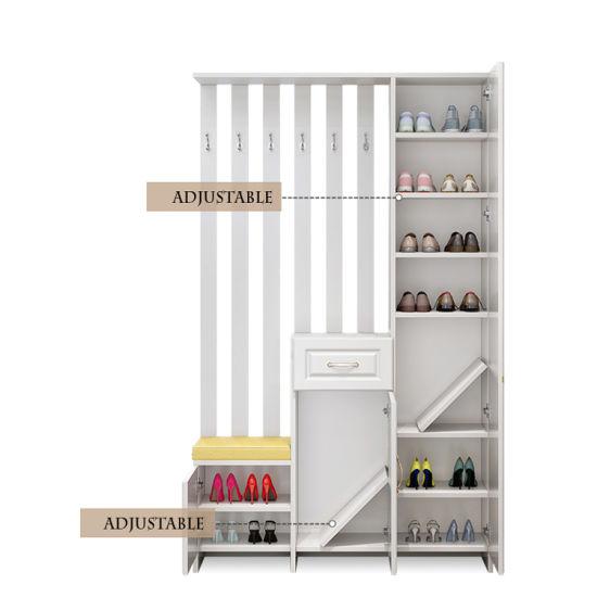 china moden design shoe rack storage