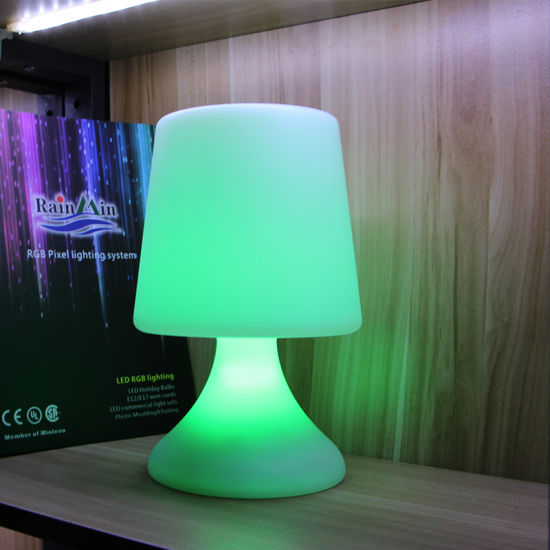 china 2020 desk lamp rgb color changing