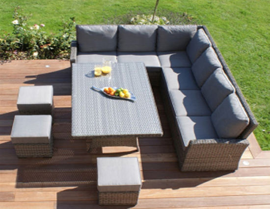 china durable latest lounge wicker