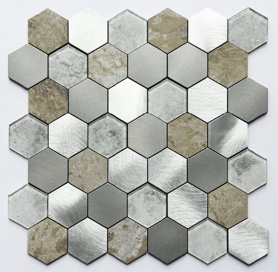 stone looking peel and stick wall tile