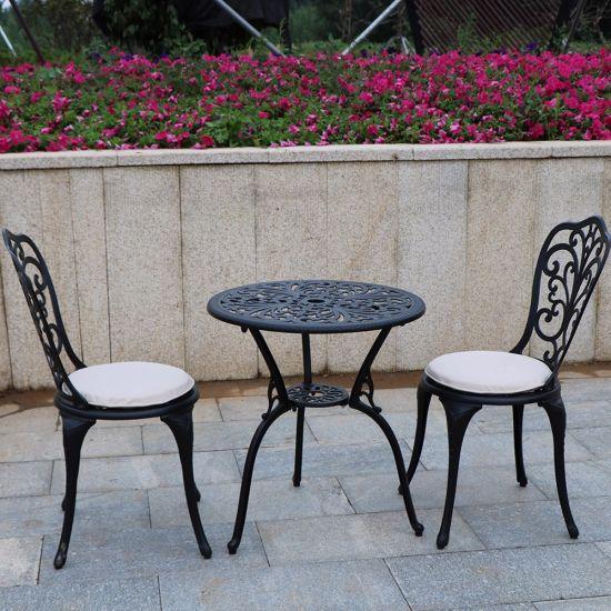 china hot sale cast aluminum patio