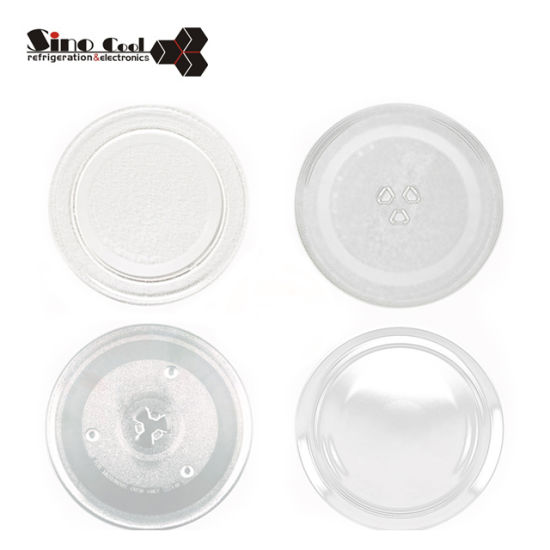 microwave glass plate universal round turntables microwave oven parts
