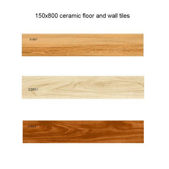 200X1000mm Unglazed porcelain wood tilelight color wood plank tile for wall living room. China 6x32 Wood Grain Ceramic Floor Tile Texture Wooden Tile China Wood Ceramic Tile Texture Wooden Tile