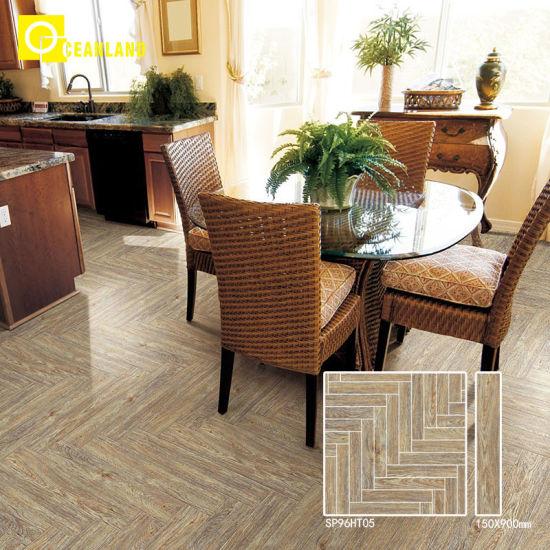 china 18x18 dark brown ceramic matt