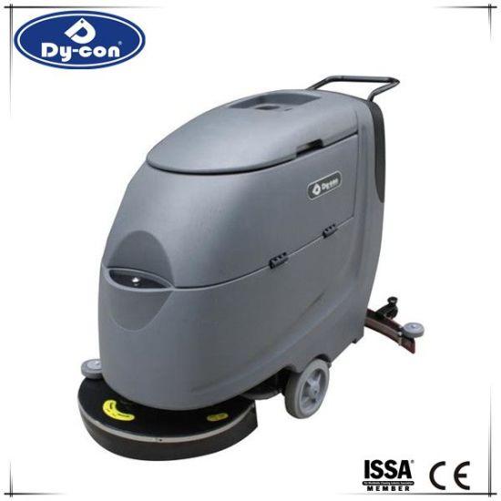 china floor scrubber scrubber walk behind scrubber supplier dycon cleantec co ltd
