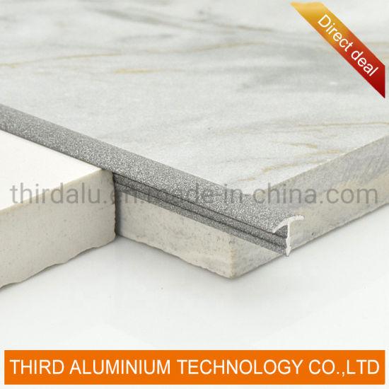 china decorative metal t shaped profile