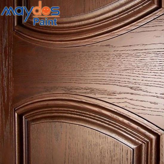meubles en bois vernis laque peinture