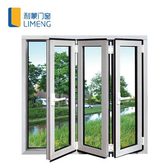 chine double vitrage en aluminium