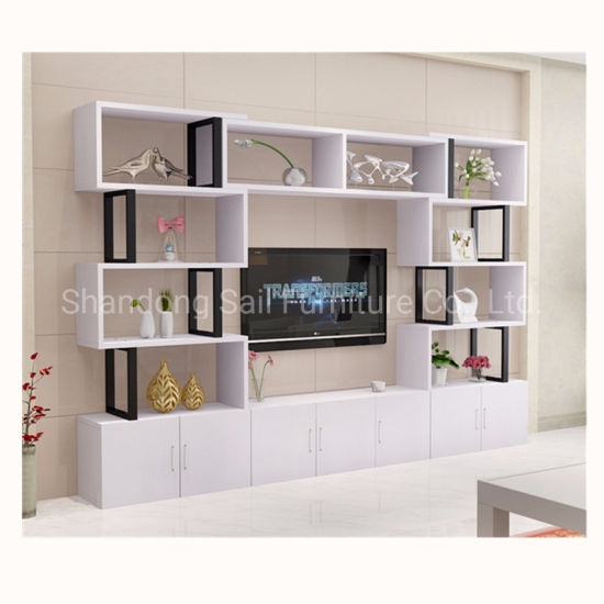 etagere murale television