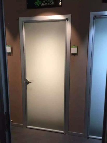 chine salle de bains moderne porte
