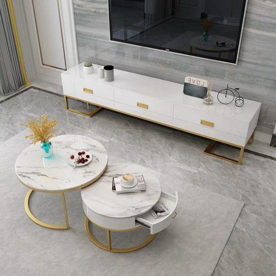 table basse en bois meubles tv
