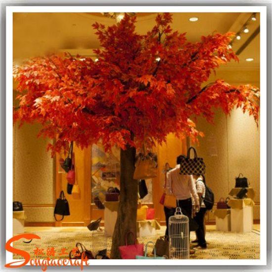 rouge artificiel arborescence