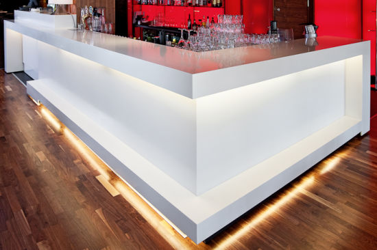 comptoirs ready made bar moderne