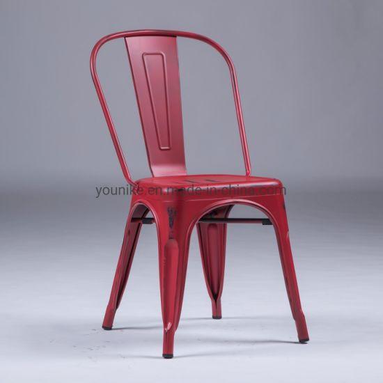 vintage industriel tolix chaise