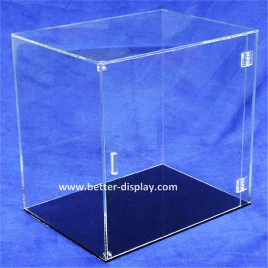 chine en acrylique transparent de haute