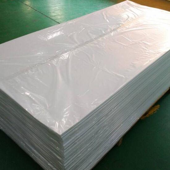 Chine Brillant Feuille En Pvc Blanc En Plastique Rigide Pour Materiel Abat Jour Acheter Rouleau De Pvc Rigide Sur Fr Made In China Com