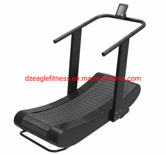 https fr made in china com co dzeaglefitness product gym center fitness self generating treadmill professional woodway curve treadmill treadmill without motor royyrhghg html