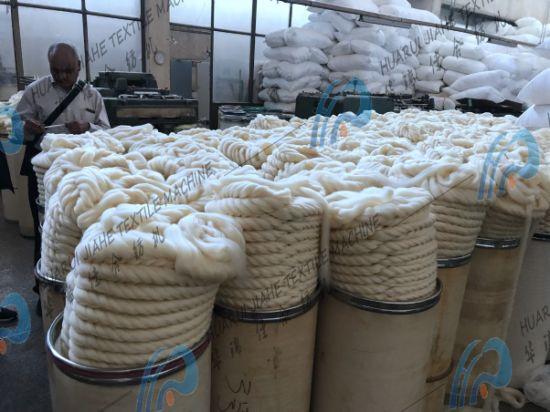 tricoter fil de laine