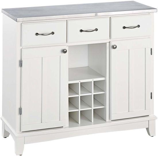 salle a manger cuisine blanc armoire