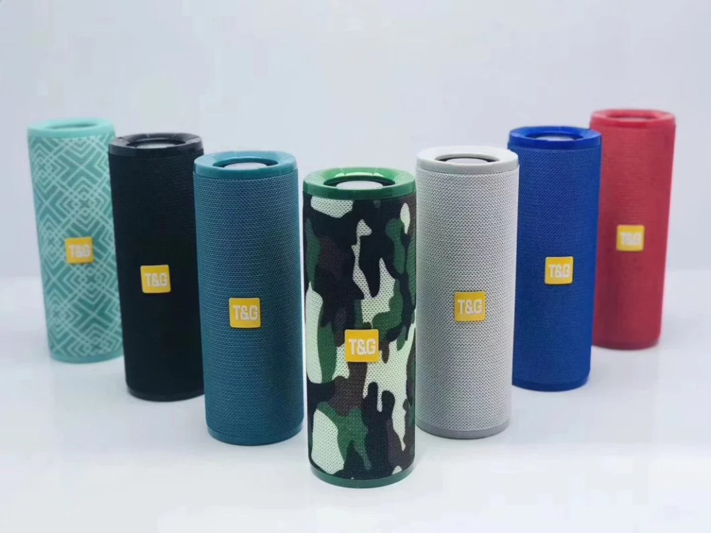 2019 New Product Tg149 Portable Wireless Bt Stereo Speaker USB Mini Digital Sound Box Xtreme Bass Speakers
