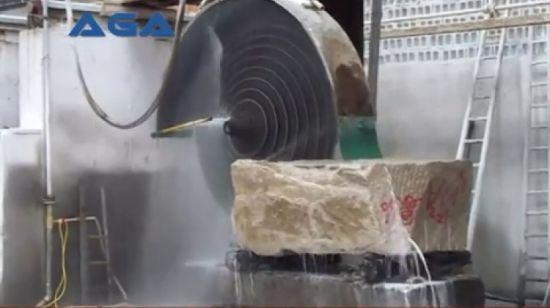 granit de marbre pour couper bloc